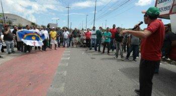 Após protesto, motoristas de aplicativo terão reunião com a SDS