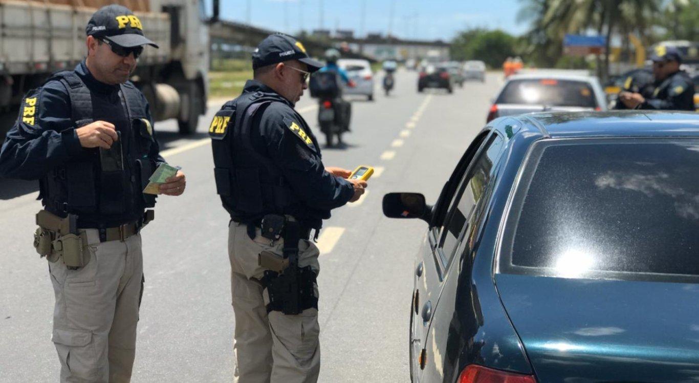 PRF realiza operação em Pernambuco