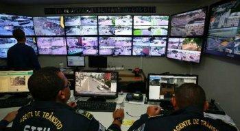 Com a medida, a cidade passa a contar com 28 câmeras de videomonitoramento aptas a fiscalizar