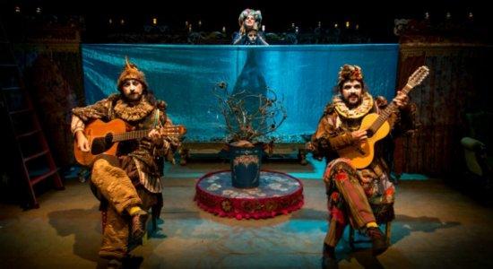 Festival Recife do Teatro Nacional exalta autores nordestinos