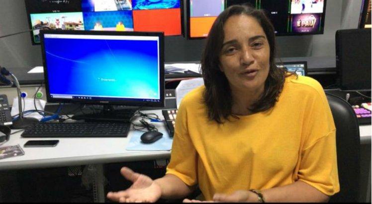 Luciana Cláudia (diretora do Papeiro da Cinderela)