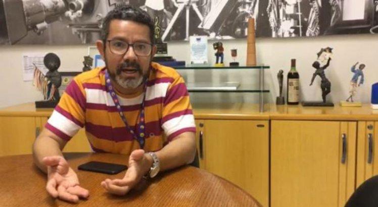 Erilson Gouveia (Diretor de programação e produção da TV e Rádio Jornal)