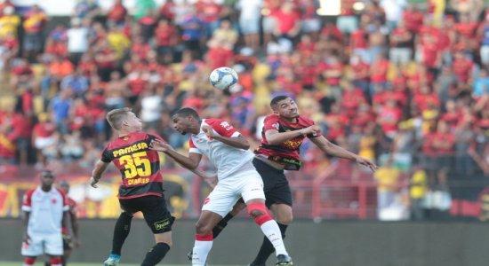 Sport empata com Vila Nova e adia acesso à Série A