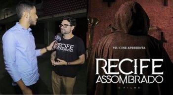 Repórter da TV Jornal e diretor do filme Recife Assombrado apresentam as lendas da capital de Pernambuco