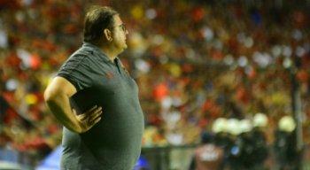 Leandrinho pode retornar à equipe titular.