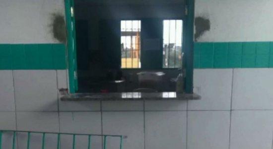 Criminosos arrombam escola no Cabo de Santo Agostinho