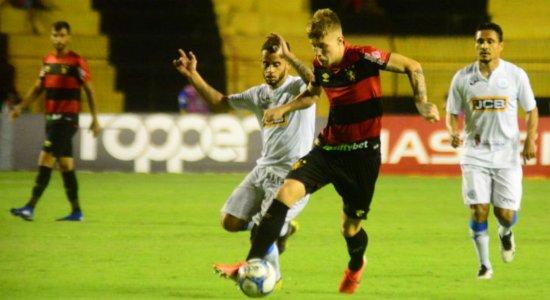 Charles negocia com o Ceará e acaba se distanciando do Sport