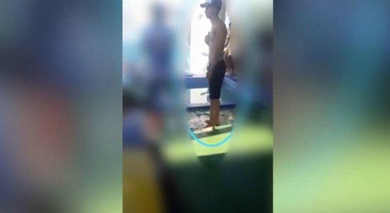 Três homens são mortos enquanto tomavam banho de piscina em festa