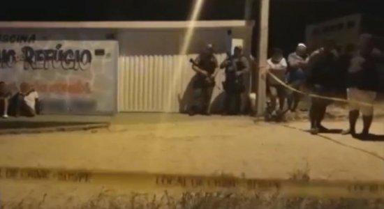 Três homens são mortos em festa na cidade de Surubim, no Agreste
