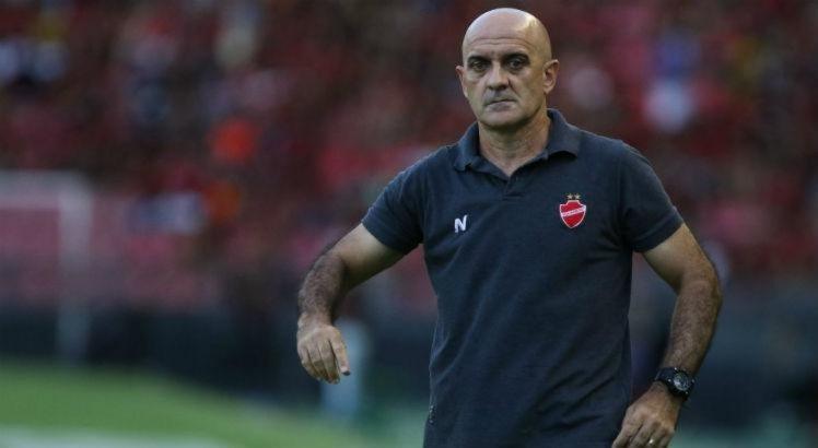 Santa Cruz: Itamar Schulle diz que vai cumprir contrato até o final com o Vila Nova