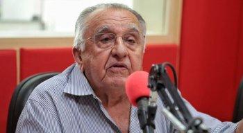 João Carlos Paes Mendonça também concedeu entrevista ao jornalista Eduardo Peixoto para o programa Super Manhã
