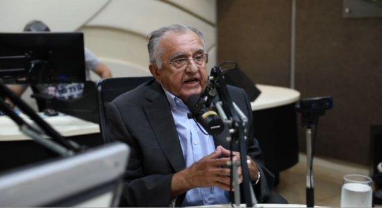 """""""Juntar quem pode doar com quem precisa receber"""", diz João Carlos Paes Mendonça sobre ação solidária para quem sofre com o coronavírus"""