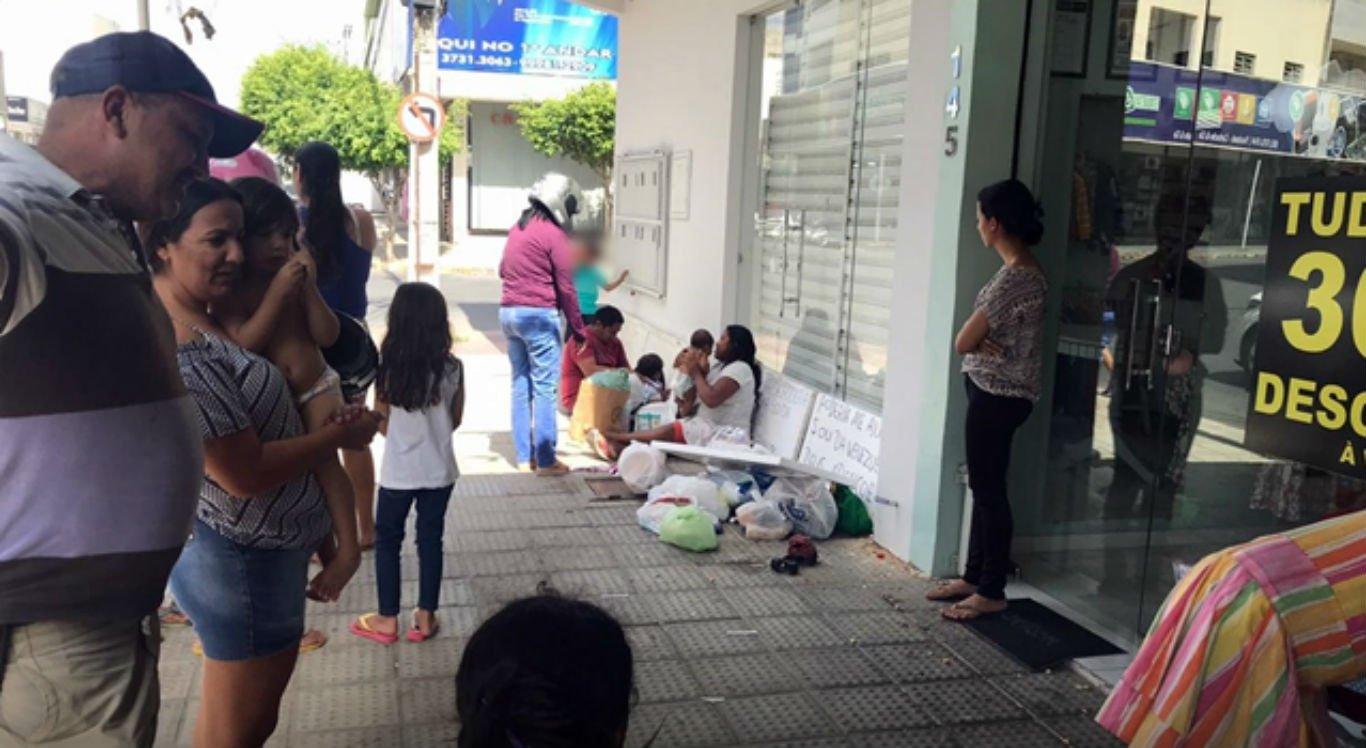 Famílias venezuelanas chegaram a Santa Cruz do Capibaribe