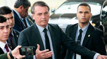 O presidente Jair Bolsonaro vai enviar um projeto que amplia o conceito de excludente de ilicitude