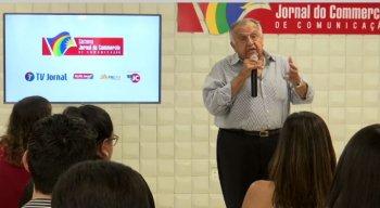 O presidente do SJCC também palestrou para os associados.