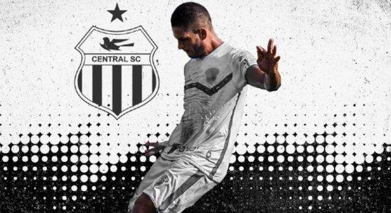 Allan Miguel chega no Central Sport Club com experiência em diversos clubes do país