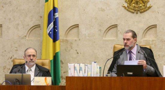 No STF, PGR defende uso de dados bancários e fiscais sem crivo de juiz