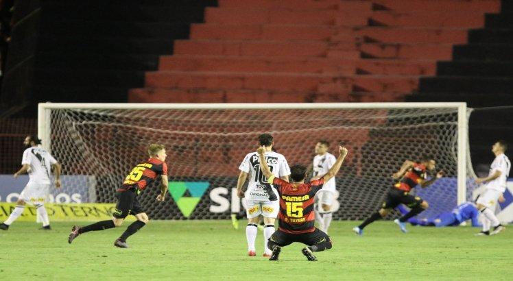 Ouça os gols do Sport no acesso à Série A na voz de Aroldo Costa