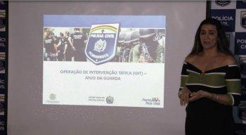 As informações foram divulgadas pela Polícia Civil