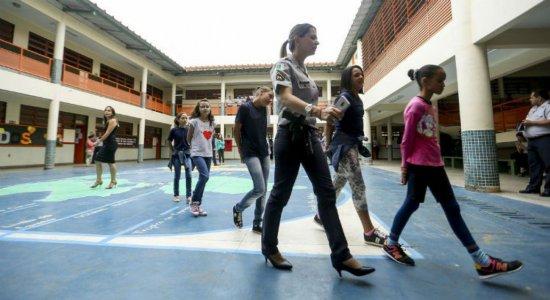 Jaboatão é a única cidade em Pernambuco que terá escola cívico-militar
