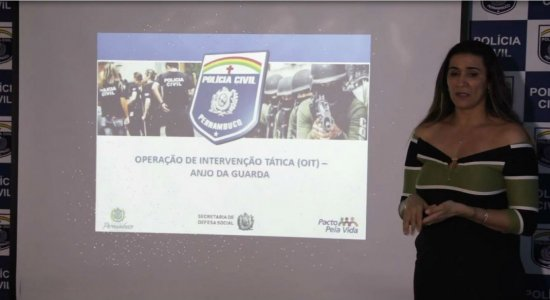 Suspeitos de estuprar duas adolescentes e idoso são presos em São Lourenço da Mata