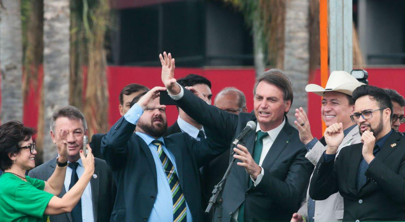 Bolsonaro fará parte do partido Aliança pelo Brasil