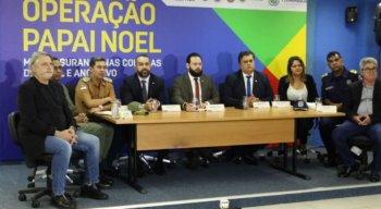 Segundo a SDS, 4.762 profissionais atuarão na segurança em áreas do comércio do Recife