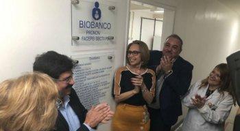Inauguração do Biobanco do Imip ocorreu nesta sexta-feira (22)