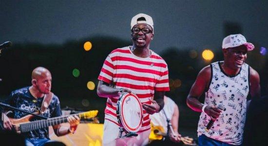 Mumuzinho se apresenta em show de samba neste domingo (24) no Recife