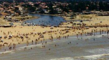 Praia de Grussaí, no Rio de Janeiro