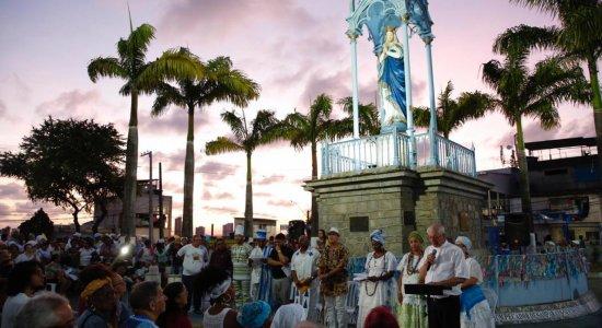 Cerimônia inter-religiosa é promovida pelo Morro de Nossa Senhora da conceição