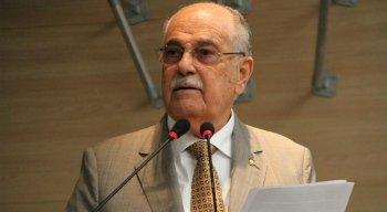 O vereador estava no sétimo mandato na Câmara Municipal do Recife