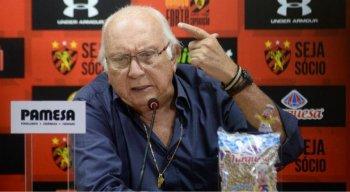 Milton Bivar exaltou a decisão na Justiça que favorece o Leão.