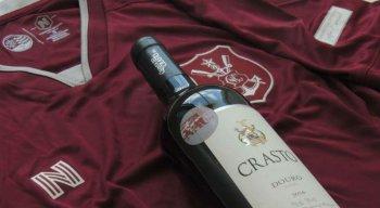 Novo uniforme do Náutico é vinho