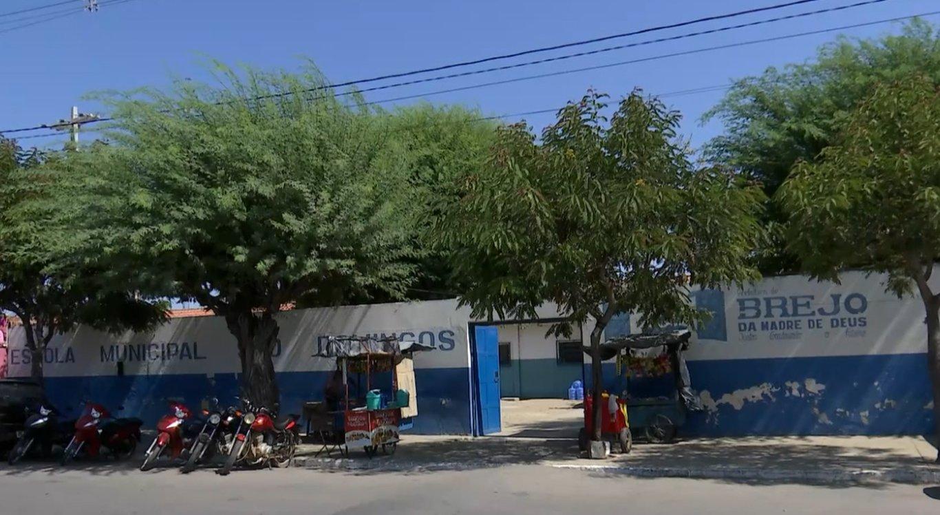Caso ocorreu em Escola Municipal no município de Brejo