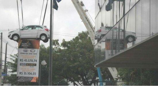 Veja como comprar Iphone e ar-condicionado sem imposto no Recife