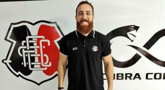 Thiago Duarte cria mapa de atletas para Santa Cruz de olho em 2020