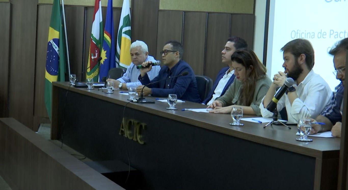 Reunião discutiu Plano Diretor de Caruaru