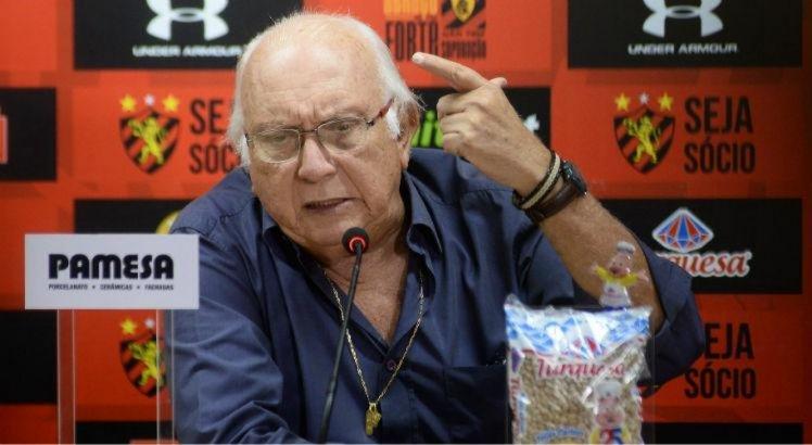 Presidente do Sport rebate Flamengo que se autointitulou heptacampeão brasileiro