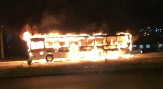 SDS confirma prisão de mais um suspeito de incêndios a ônibus na RMR