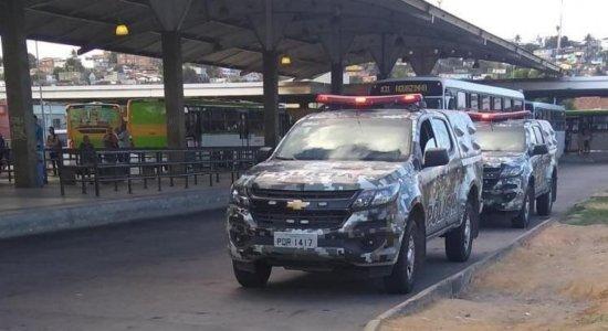 Veja como está a circulação de ônibus no Grande Recife, após incêndios
