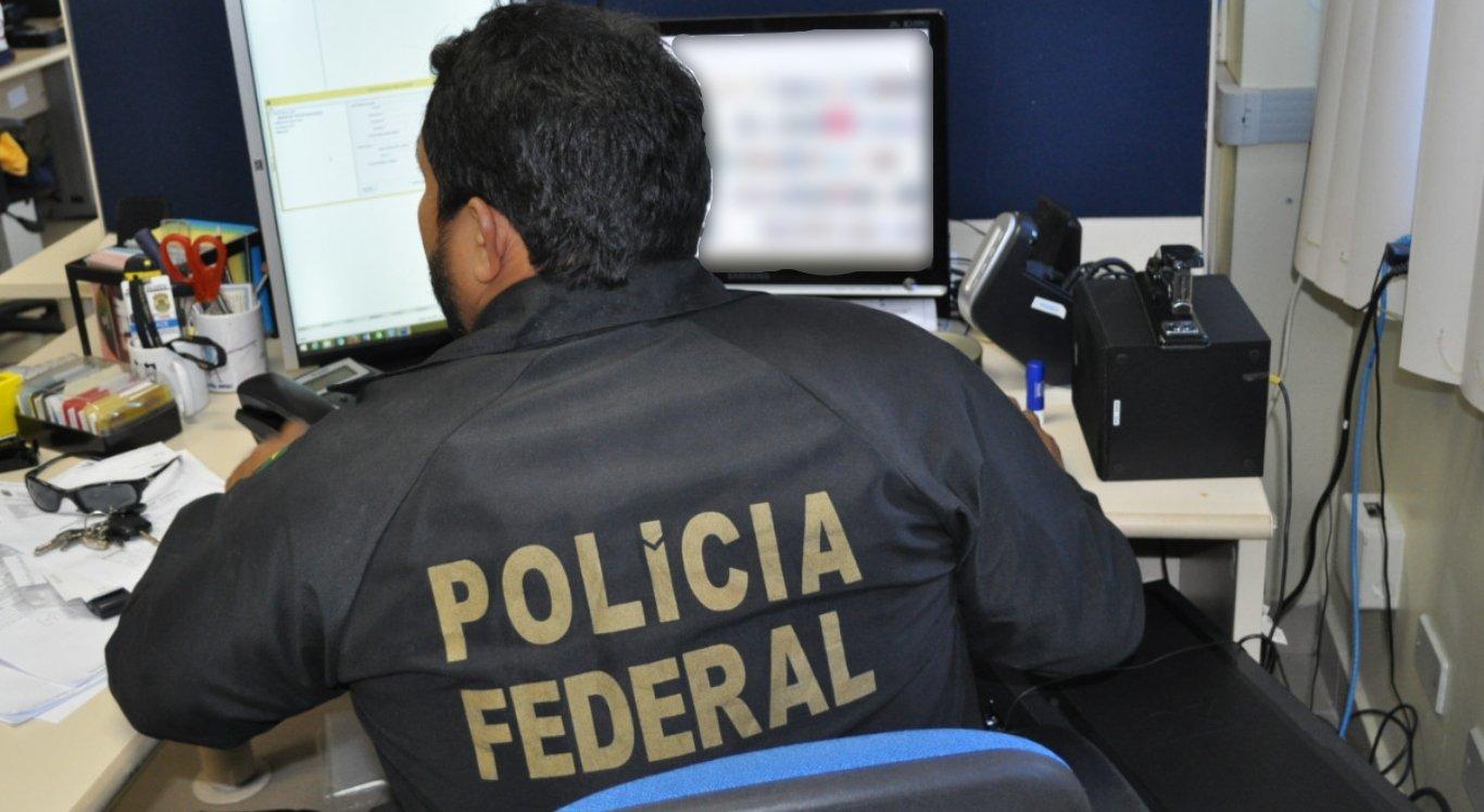 Polícia Federal cumpriu mandados de busca e apreensão