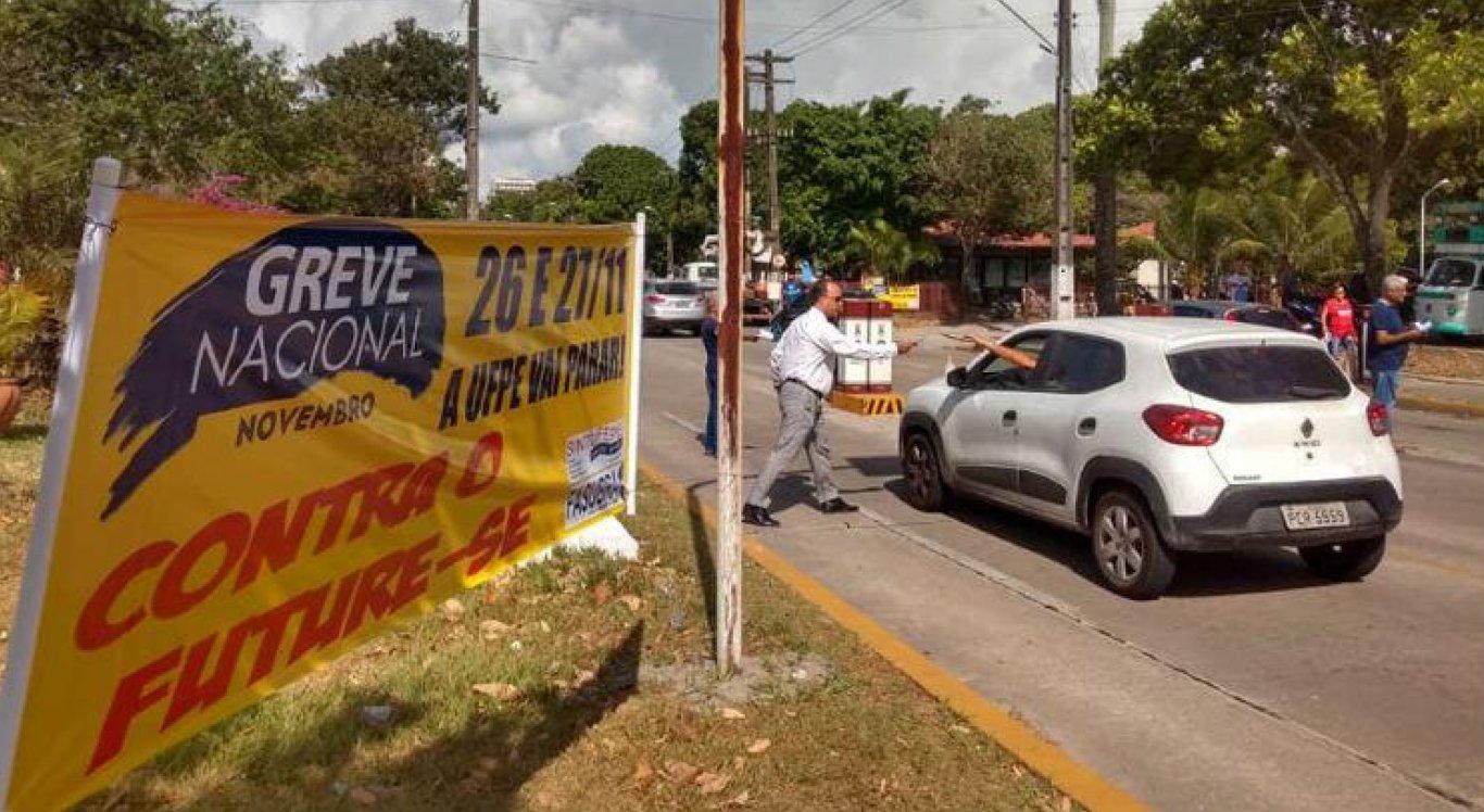 Motivo da ação é a PEC Emergencial apresentada pelo governo Bolsonaro