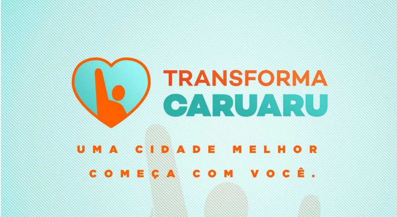 Transforma Caruaru será lançado na sexta-feira