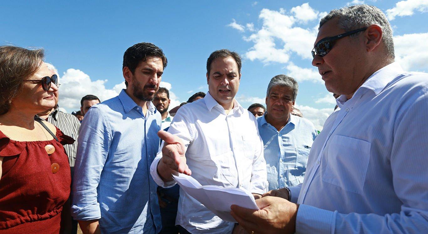 Governador Paulo Câmara esteve em Limoeiro nesta terça-feira