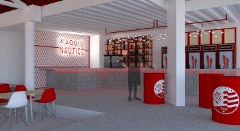 O novo espaço vai contar com lounge, área climatizada e novos banheiros