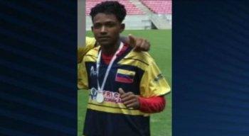 O venezuelano de 15 anos foi morto por disparos de arma de fogo no dia 10 de novembro