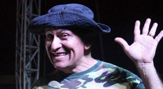 SBT emite nota de pesar sobre a morte do humorista Rapadura