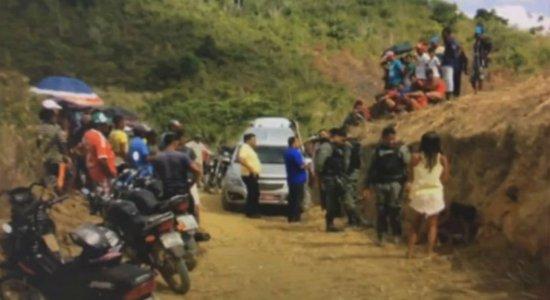 Criança de 8 anos morre atropelada por caminhão na Zona da Mata de Pernambuco