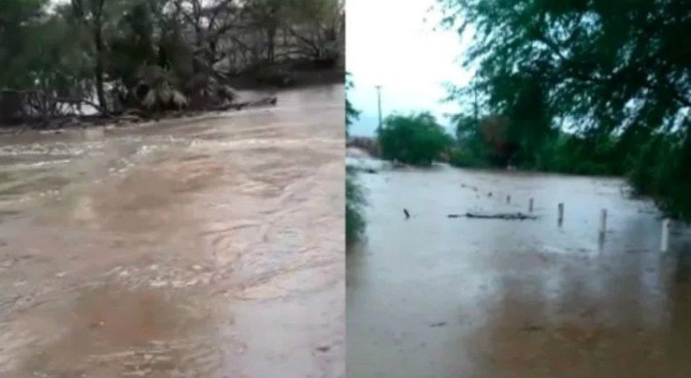 Chuvas no Sertão